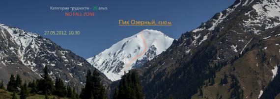 ozerniy peak